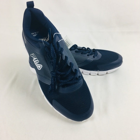 Fila Mens SteelSprint Athletic Shoes (Shoes #7)